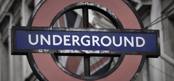 Underneath the Bond Street Underground Station sign you can meet one of our Bond Street girls for an incall or outcall massage