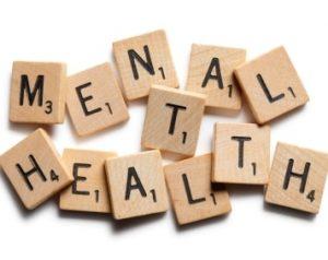 Mental health scrabble pieces