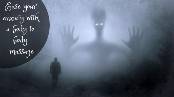 A fantasy nightmare spirit dream